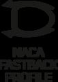 NACA FASTBACK PROFILE
