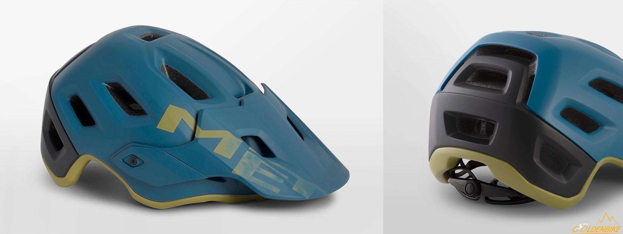 Шлем MET Roam Legion Blue Sand Matt 0