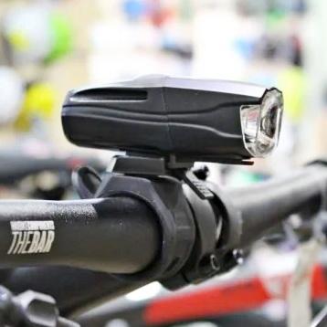 Фара передня NEKO NKL-7029 зарядка USB алю. корпус 700 люмен 0