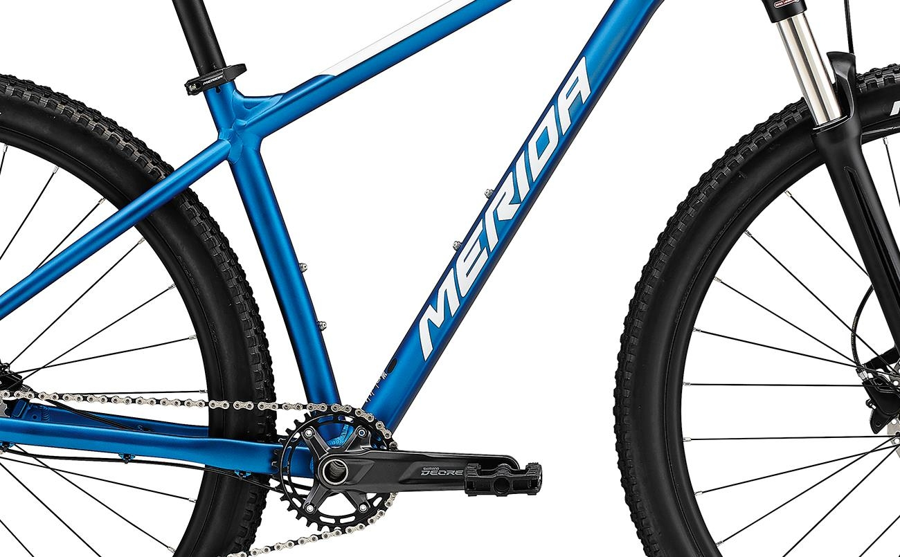 Велосипед Merida BIG.NINE 200 blu/wht 2021 0