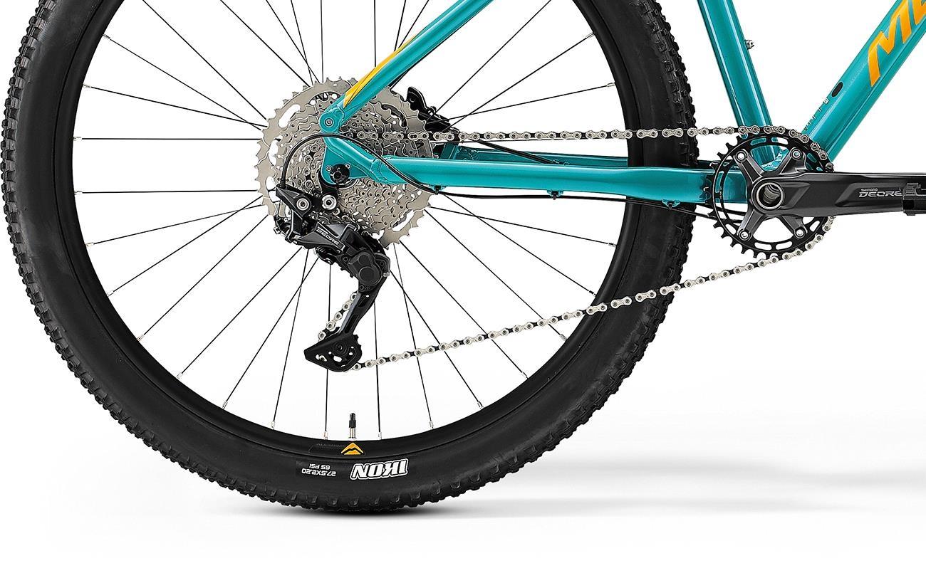 Велосипед Merida BIG.SEVEN 200 tel/orng 2021 4