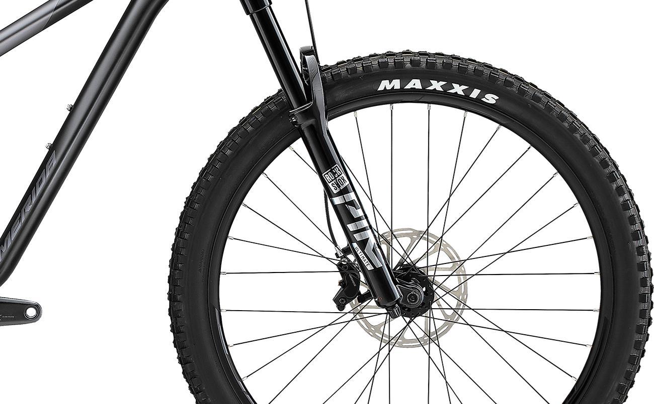 Велосипед Merida ONE-FORTY 800 blk/slvr 2021 3
