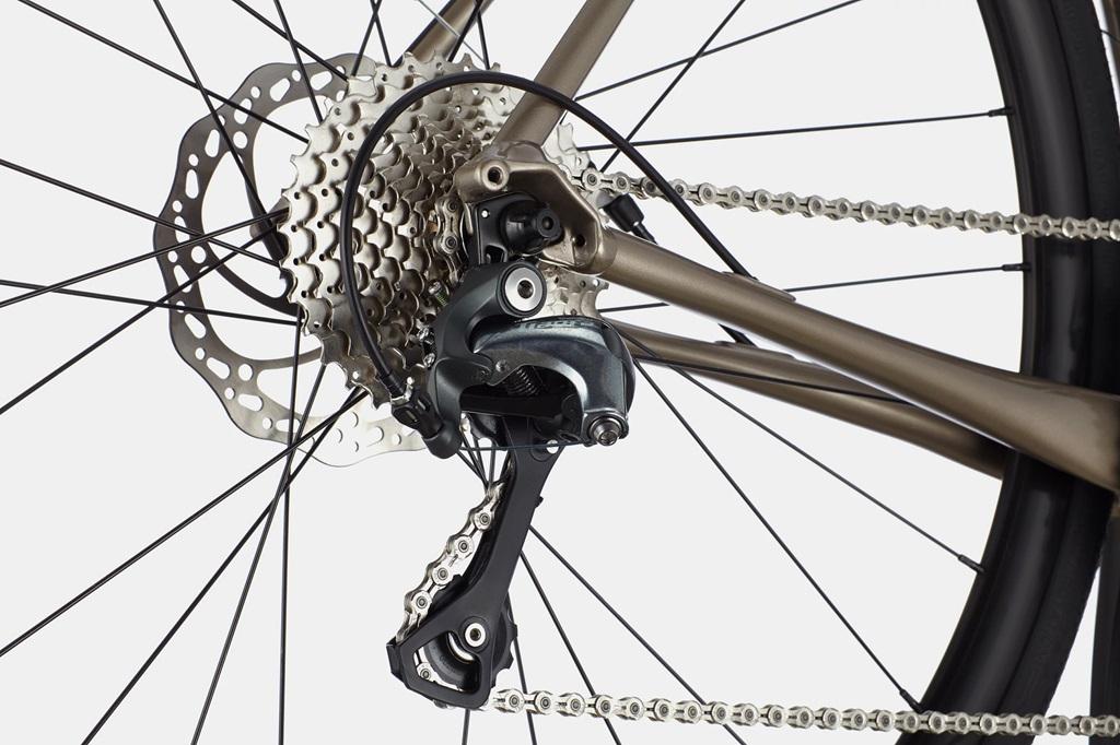 Велосипед Cannondale Synapse Tiagra MTG 2021 4