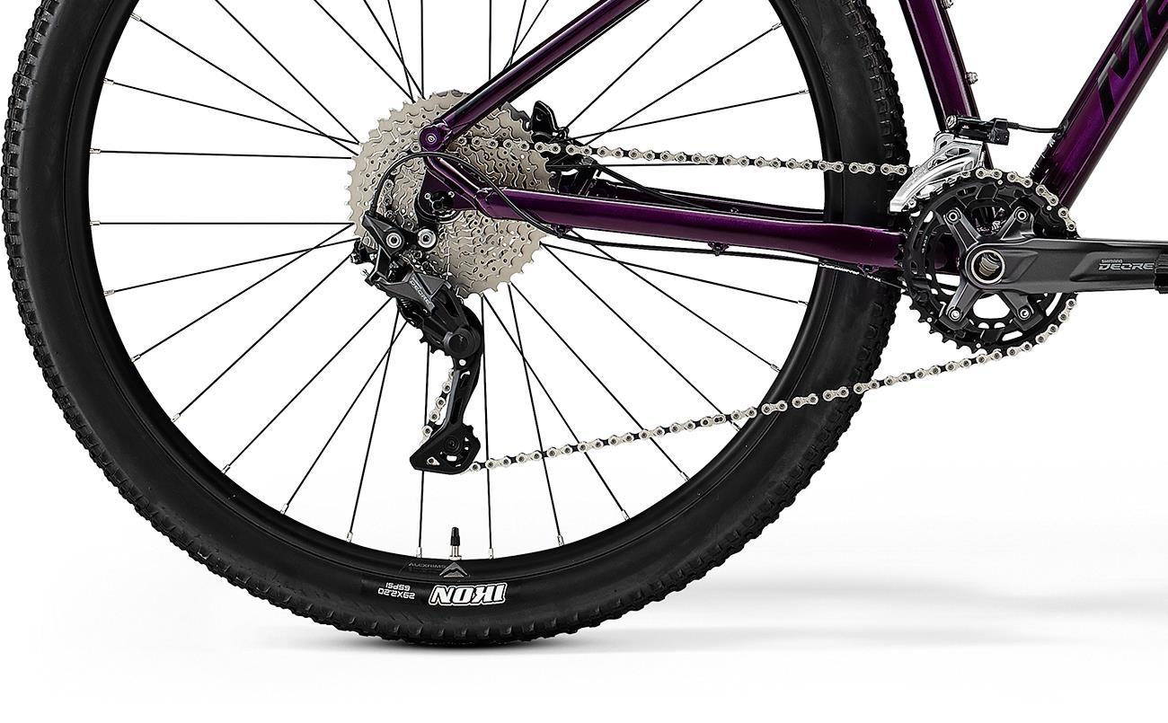 Велосипед Merida BIG.SEVEN 300 prpl/blk 2021 4