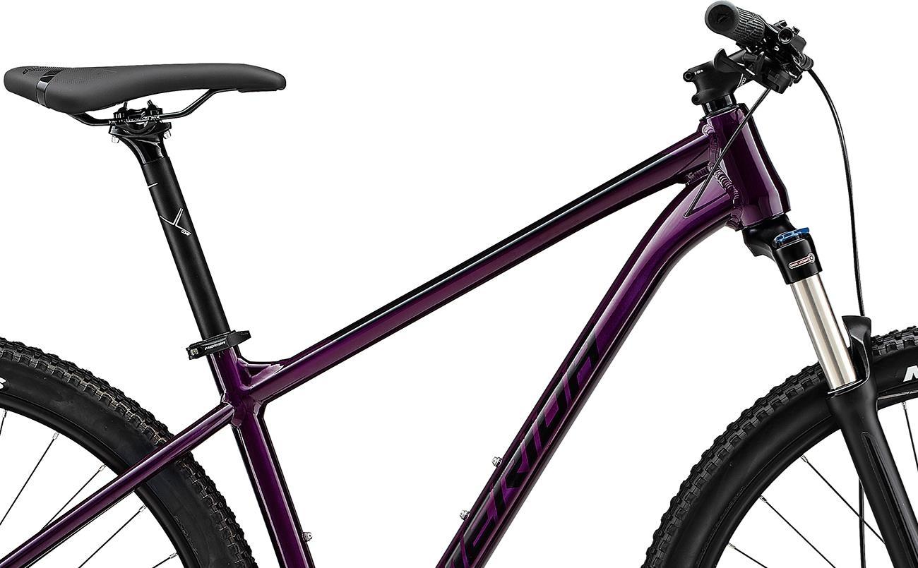Велосипед Merida BIG.SEVEN 300 prpl/blk 2021 2