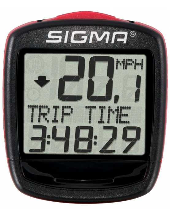 Велокомп'ютер Base 1200 WL Sigma Sport 2