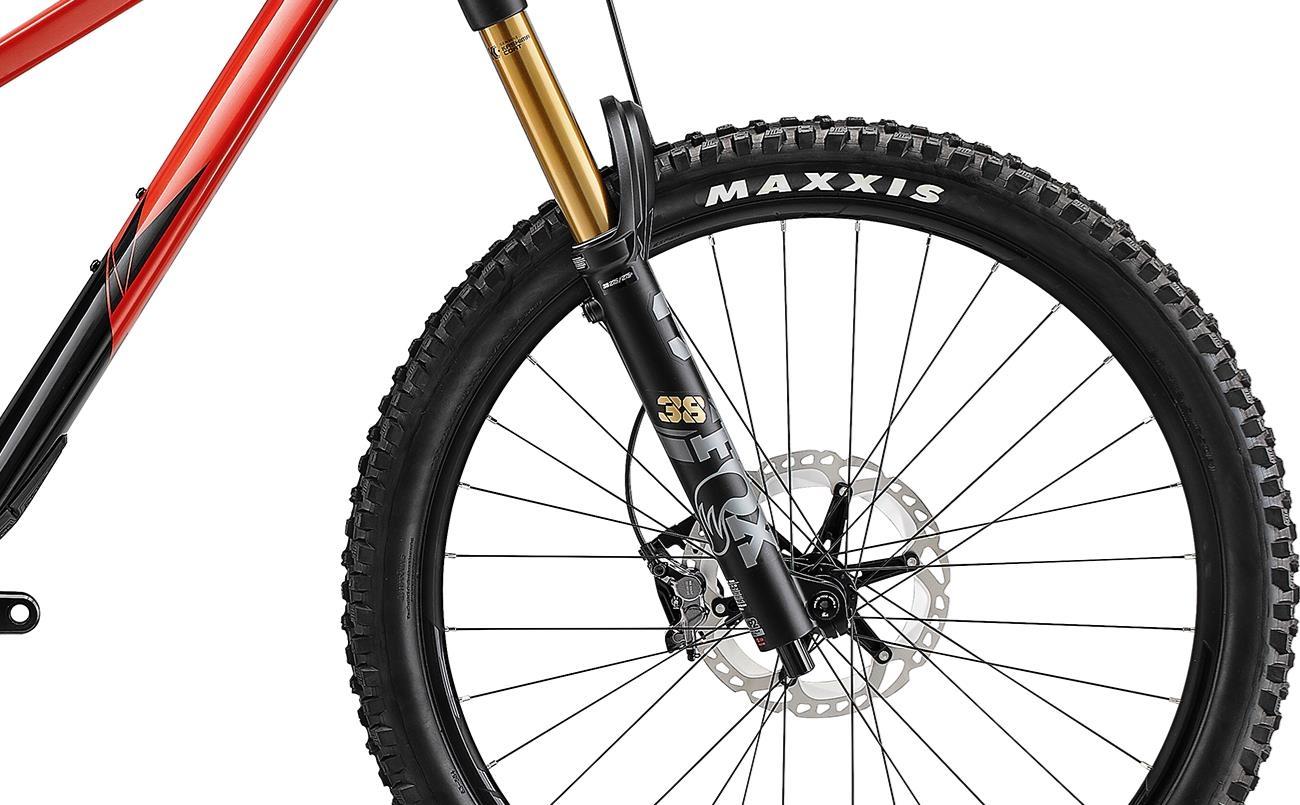 Велосипед Merida ONE-SIXTY 7000 blk/red 2021 3
