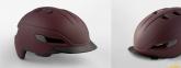 Шлем MET Corso Garnet Red | Matt 0