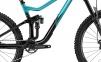 Велосипед Merida ONE-SIXTY 4000 tel/blk 2021 0
