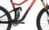 Велосипед Merida ONE-SIXTY 7000 blk/red 2021 0
