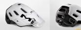 Шлем MET Roam Lipari White Matt Glossy 0