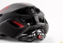 Шлем MET Rivale Black Red Matt Glossy 3