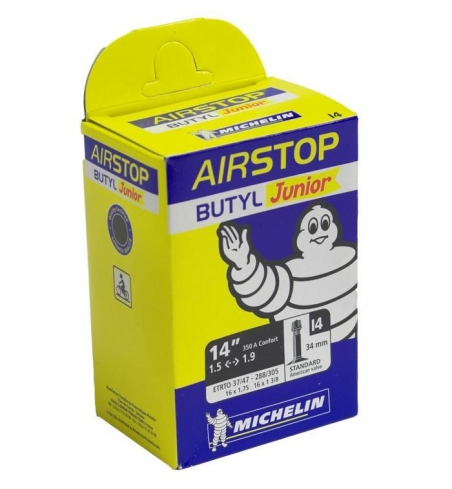 Камера Michelin I4 AIRSTOP, город 14