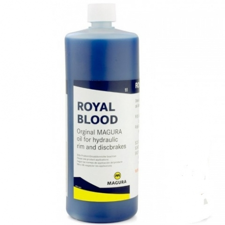 Масло Magura для тормозов Royal Blood, 1л.