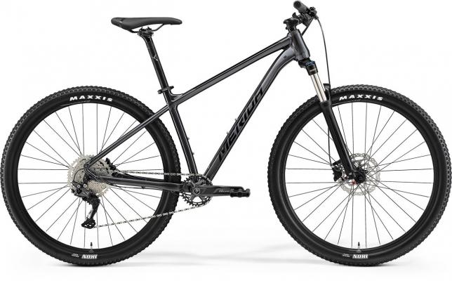 Велосипед Merida BIG.NINE 200 anth/blk 2021