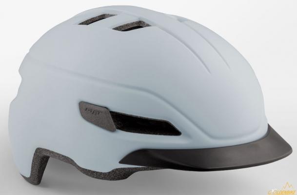 Шлем MET Corso Petrol Blue | Matt