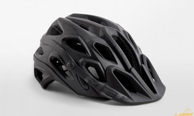Шлем MET Lupo Black Texture Matt