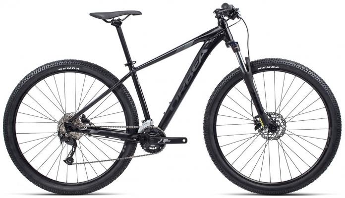 Велосипед Orbea MX40 2021 Black-Grey
