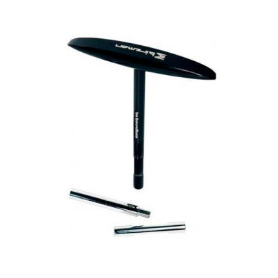 Ключ для спиц Birzman c Т-образной ручкой черный
