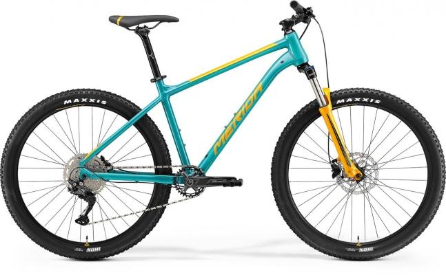 Велосипед Merida BIG.SEVEN 200 tel/orng 2021