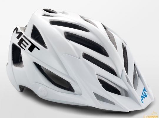 Шлем MET Terra White Black | Matt