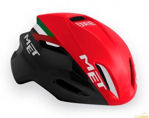 Шлем MET MANTA Team UAE Ltn Edition