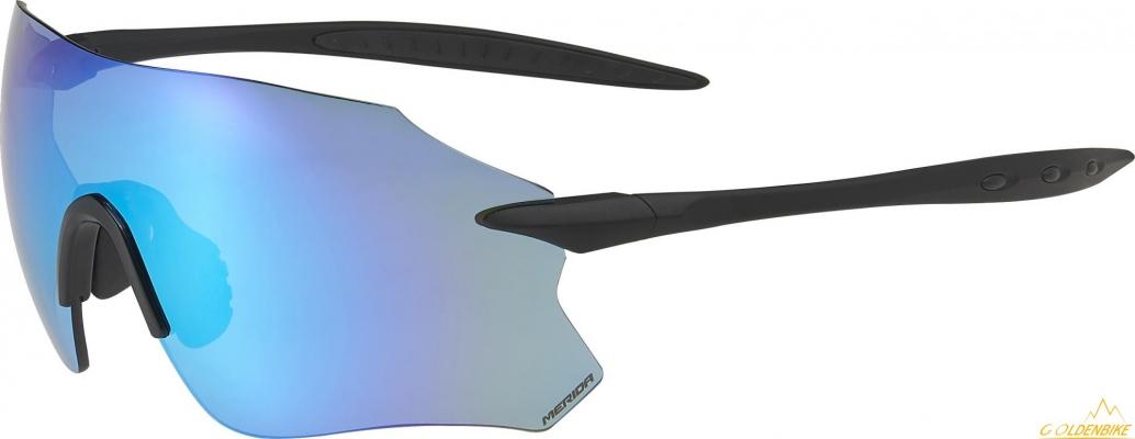 Окуляри Merida Sunglasses/Frameless чорний Blue Flash