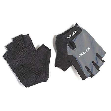 Перчатки XLC Apollo черно-серые