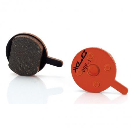 Тормозные колодки дисковые XLC BP-D01, Promax DSK 400, 601, Xnine