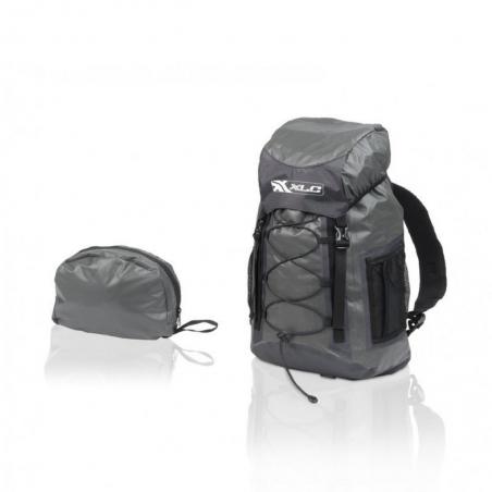 Рюкзак XLC BA-W23, черно-серый, 22л,  80x40x30