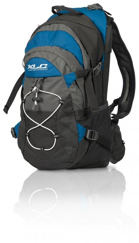 Рюкзак XLC BA-S48, серо -сине-белый, 18л
