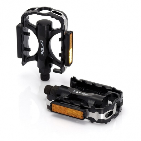 Педали XLC PD-M02, 374 гр, черные
