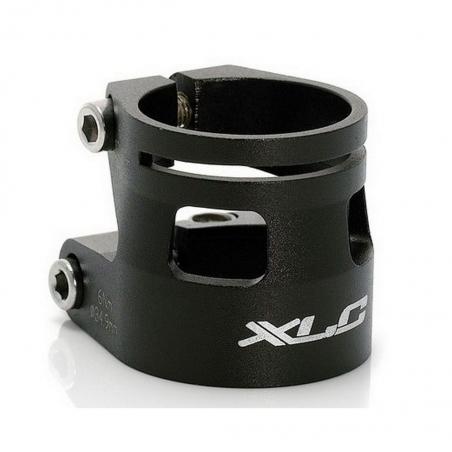 Хомут-переходник XLC PC-B04, ?31.6мм - ?27.2мм, черный