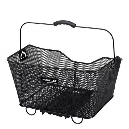 Корзина на багажник XLC BA-B04, 415x324x215мм