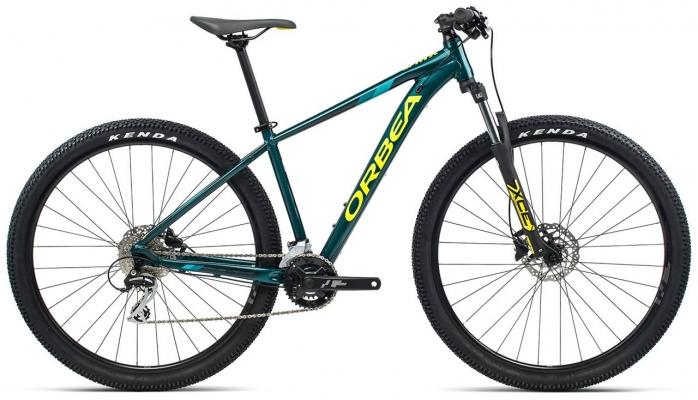 Велосипед Orbea MX50 2021 Ocean-Yellow