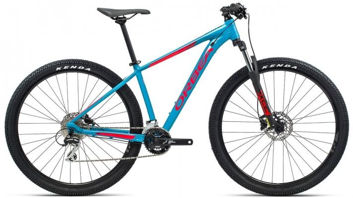 Велосипед Orbea MX50 2021 Blue-Red