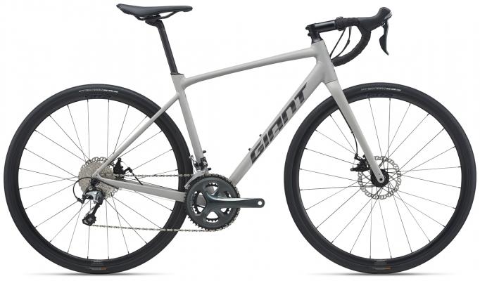 Велосипед Giant Contend AR 2 Concrete 2021