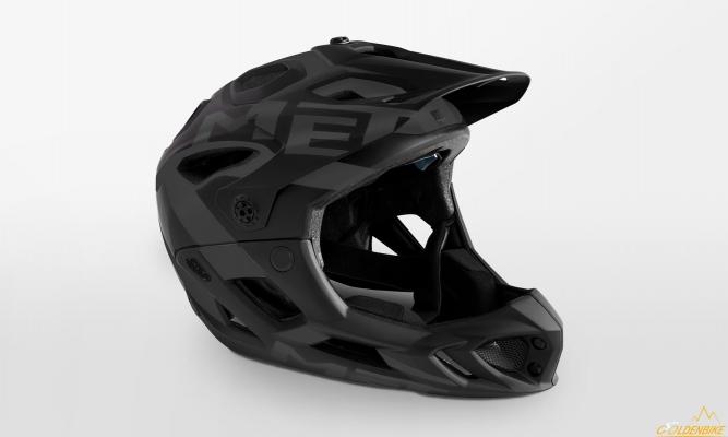 Шлем MET Parachute Black Matt