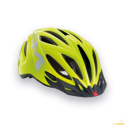 Шлем MET 20 Miles Safety Yellow | Glossy