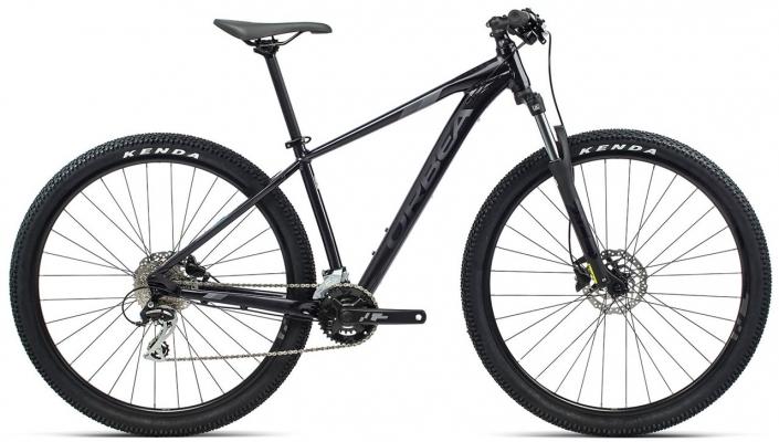 Велосипед Orbea MX50 2021 Black-Grey