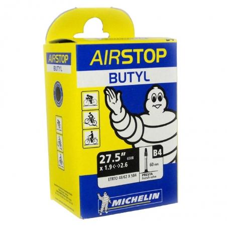 Камера Michelin В4 AIRSTOP, 27,5