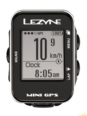 Велокомпьютер LEZYNE MINI GPS