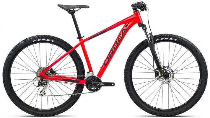 Велосипед Orbea MX50 2021 Red-Black