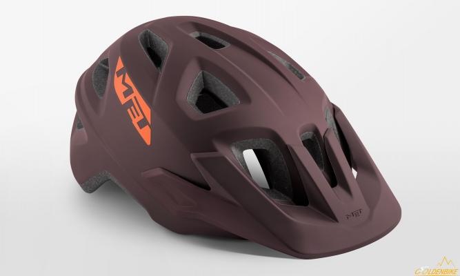 Шлем MET Echo Burgundy | Matt