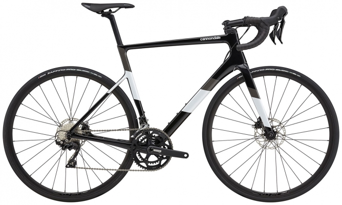 Велосипед Cannondale SuperSix EVO Carbon Disc 105 (Black) 2021
