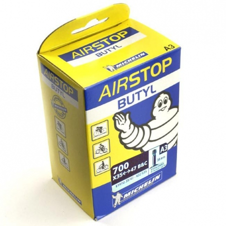 Камера Michelin A3 AIRSTOP, дорожная, 28