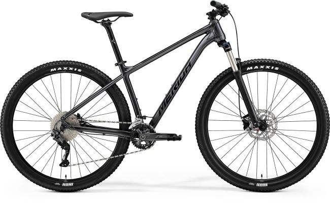 Велосипед Merida BIG.NINE 300 anth/blk 2021