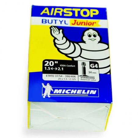 Камера Michelin G4 AIRSTOP, MTB 20