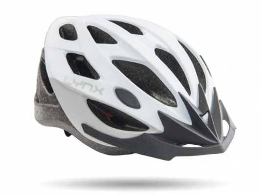 Шлем Lynx Whistler Matt White Grey