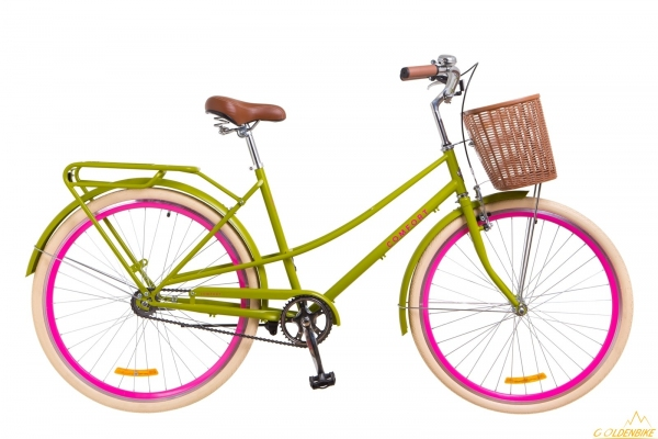 Велосипед 28' Dorozhnik COMFORT FEMALE 2018